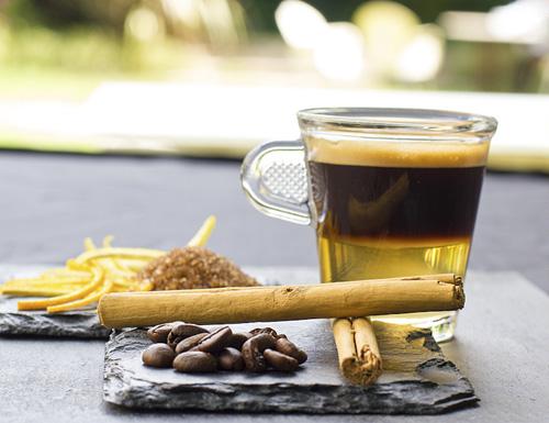 """Combinado de café Sierra Espadán o """"cremaet"""""""