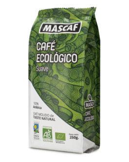 Café ECOLÓGICO CAFÉ MASCAF Molido 250g Suave