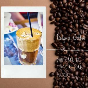 café dalgona café especialidad