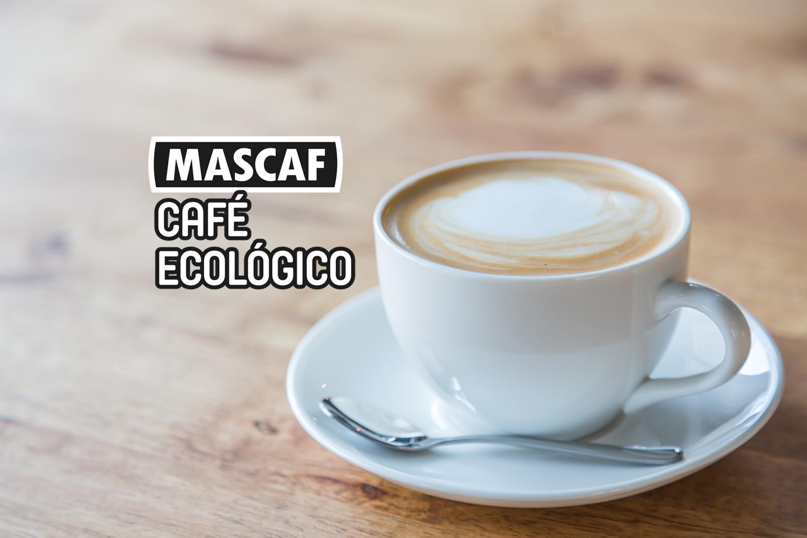 Café con espuma de leche