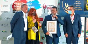 Mejor producto innovador en bebidas ecológicas. ORGANIC FOOD IBERIA 2021