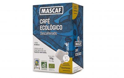 cápsula café ecológico compatible Nespresso Ecológico descafeinado