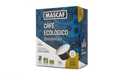 cápsulas café compatible dolce GustoEcológico descafeinado