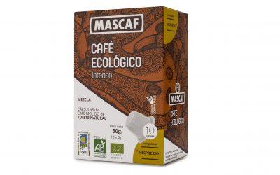 cápsula compatible Nespresso café Ecológico intenso