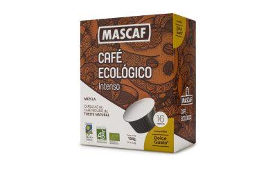 cápsula compatible Dolce Gusto café Ecológico intenso 16 cap.