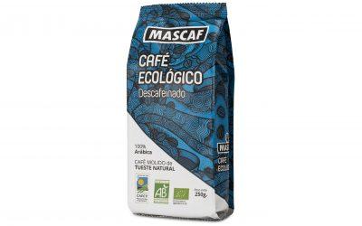 Café ecológico Mascaf molido 250g descafeinado